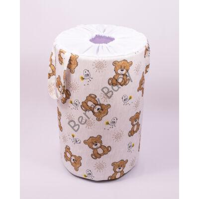 Laundry Basket- Toy Storage: Bear