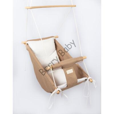 Wonder Swing: Beige- White