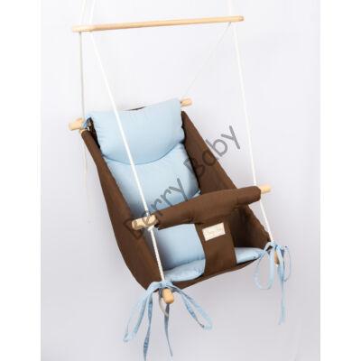 Wonder Swing: Chocolate- Blue