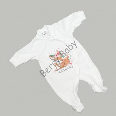 Sleepsuit for newborns: 50- BAMBI